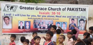 Christian Children in Pakistan